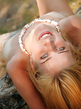 Naked Outdoors, Appetizing Teen
