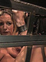 Fetish Nippels, Dia Zerva gets all her holes used by a crowd of horny strangers