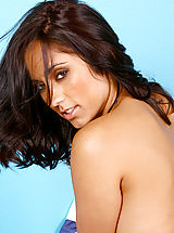 Girlfriends Pics: Erotic reena getting licked on her cute nipples by hunk stud