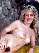 Hairy Nippels, Blast from the Past Babes
