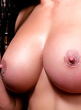Long Nipples, Sexy milf gets her tight pussy filled