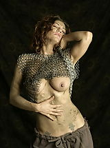 Fantasy Pics: WoW nude keemly dirty warrior the mud