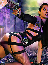 Actiongirls Pics: Hot Babes from Scotty JX s Actiongirls