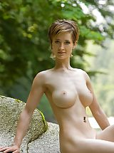 Nice Areolas, Femjoy - Silke in Little Frog