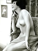 Puffy Nipples Pics, Vintage Photos Of Naked Ladies From The Beginning Of The 20 Century - Very Hot