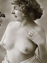 Very rare genuine classic erotic postcards of 1910's featuring ladies that never ever swallowed cum and still pure