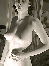 Vintage, Exposed American Wives in 1930s - Hot Bodies Awesome Breasts and Wonderful Bushy Pussies in These Rare 70's Photos
