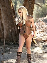 WoW nude shyla hunting bears