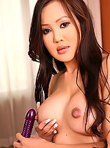 Big Nipples, Asian Women sunny wei 03 toying vagina in lingerie
