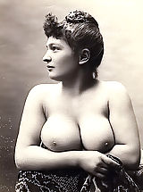 naked woman, Retro Nymphos