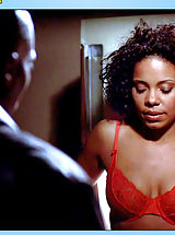 Naked Celebrity, Sanaa Lathan