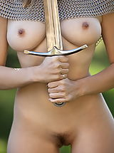 Erected Nipples, WoW nude nevaeh dangerous warrior