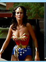 Great Nipples, Ponder-ful wobblers from Wonder Woman