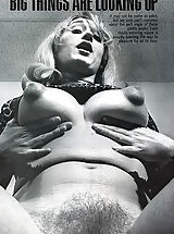 Big Nipples, Retro Style Pleasure