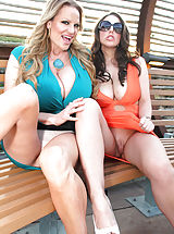 Kelly Madison, Ryan Madison, Angela White