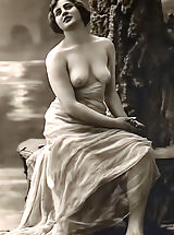 naked girls, Blast from the Past Antique XXX