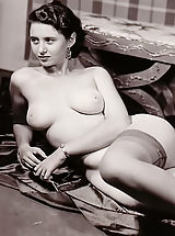 Vintage Nude Ladies