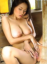 The Black Alley Nippels, Asian Women annie chui 06 farmers daughter forest hugetits