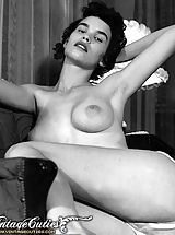 naked mature, Vintage Porn at its best from Vintage Cuties