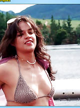 Celebrity Nippels, Michelle Rodriguez