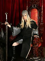 Fantasy Pics: WoW nude charlotte medieval snatch sword