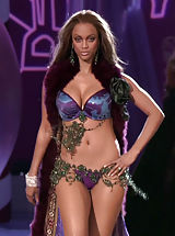 Celebrity Nippels, Tyra Banks