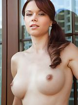 Hard Nipples, Femjoy - Calie in Touch Me Tenderly