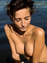 Puffy Nipples Pics, Femjoy - Idonia in Here Comes The Sun