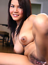The Black Alley Nippels, Asian Women cindy 09 secretary natural tits