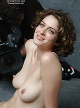 Long Nipples, Helena C2  unclothed