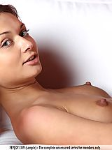 Erect Nipples, Femjoy - Polly E. in Fun