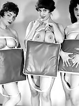 Retro Clothing, Blast from the Past Maids