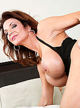Erected Nipples, Deauxma pays for her son's friend's education and gets compensated for it