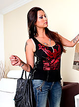 Naughty America Pics: Nikita Denise rocks a young studs world