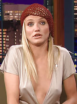 White Areola, Cameron Diaz shows her hot panty covered buns and difficult pokies