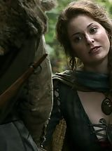 Fantasy Pics: Game of Thrones Girls Upskirt Pussy Insights
