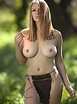 Retro Pics, WoW nude nevaeh beautiful forest