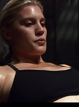 Pillow Biter, Katee Sackhoff could make you whack-off!
