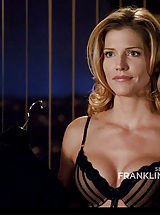 Naked Celebrity, Tricia Helfer
