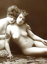 Naked Vintage, Blast from the Past Chicks
