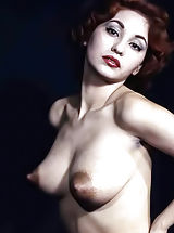 Huge Nipples, Blast from the Past Pleasure