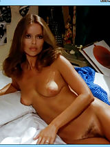 Naked Celebrity, Barbara Bach