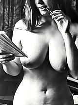 Vintage Nippels, 7 Ways to Show off - Rare Vintage XXX Photos Of 60's Featuring Hot Busty Women Ready For Their 1st Public Sex Act