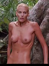 Giant Areola, She'll make a Splash in your pants